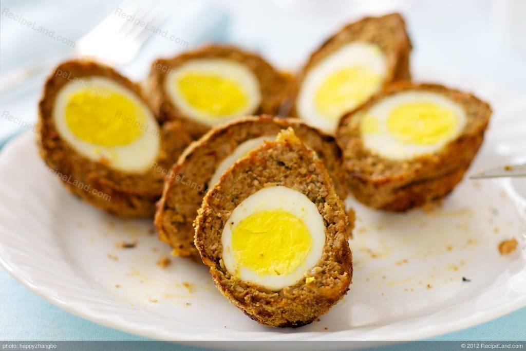 Scottish Eggs Recipe Recipeland Com