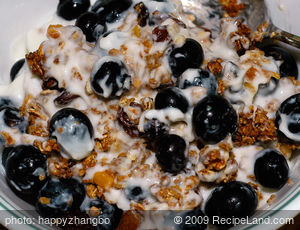 Eating Well's Granola