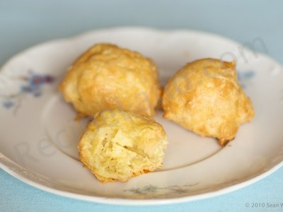 Cheese Puffs (French)