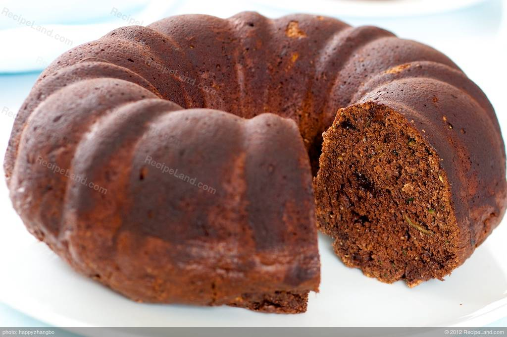 Taste Of Home Chocolate Zucchini Bundt Cake