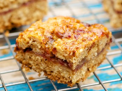 Canadian Date Squares