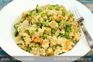 Amazing Asian Millet Salad