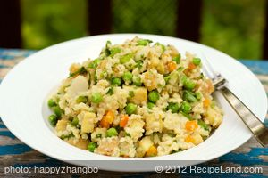 Asian Millet Salad (My Way)