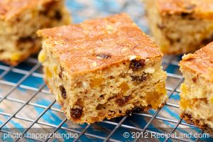 Apple Breakfast Bar