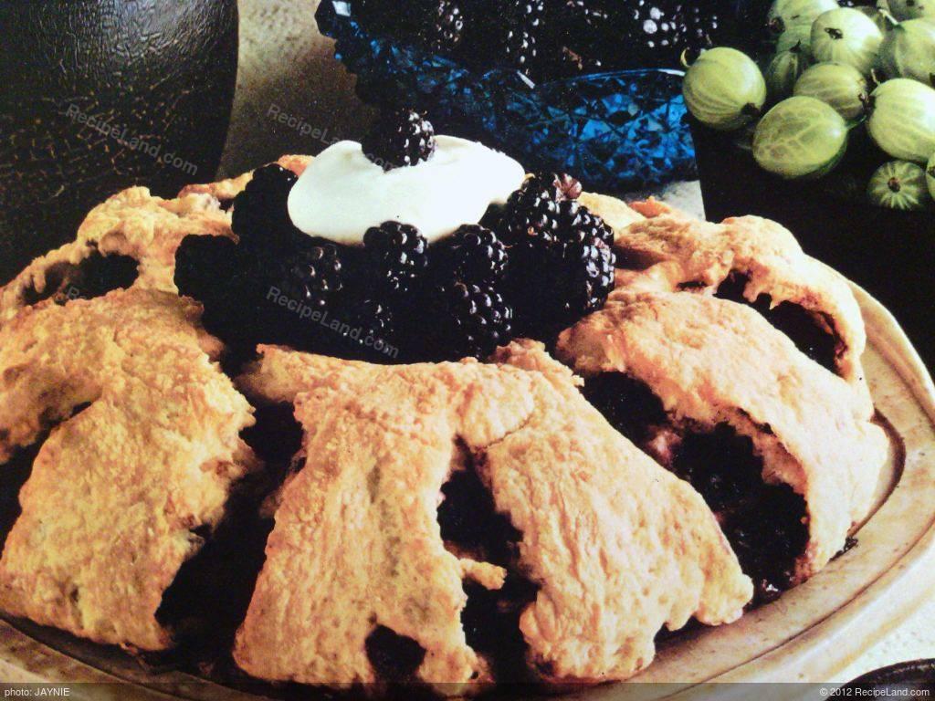 Blackberry Roly Poly Recipe Recipeland Com