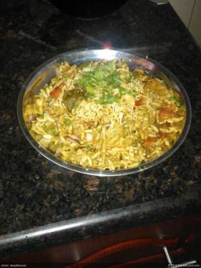 Bhel Puri Recipe Recipeland Com