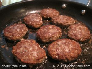 Eastern European Kotlety (Meat Patties)
