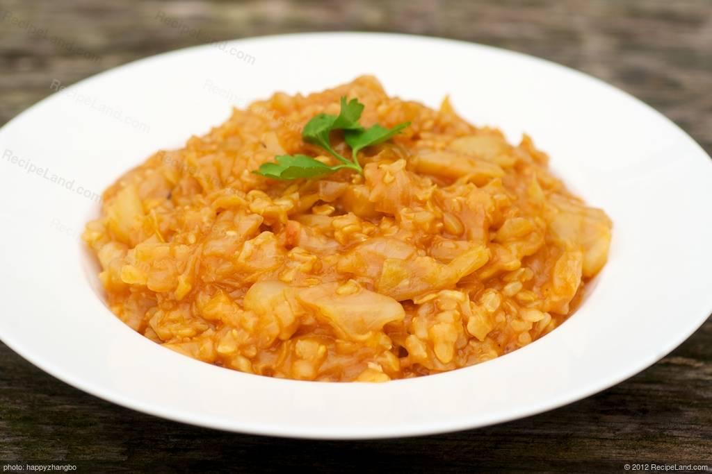 Easy Cabbage Casserole Recipe Recipeland Com