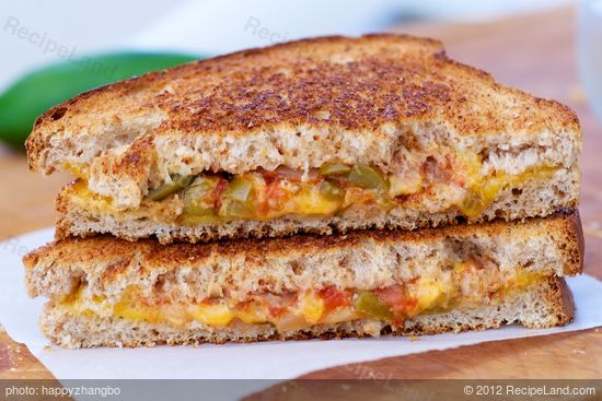 Mexican Grilled Cheese Recipe
