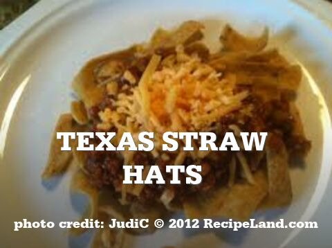 Texas Straw Hats