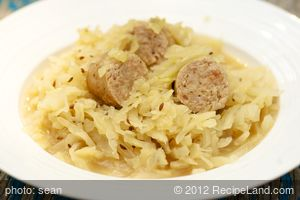 Crockpot Knockwurst And Cabbage