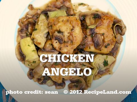 Chicken Angelo
