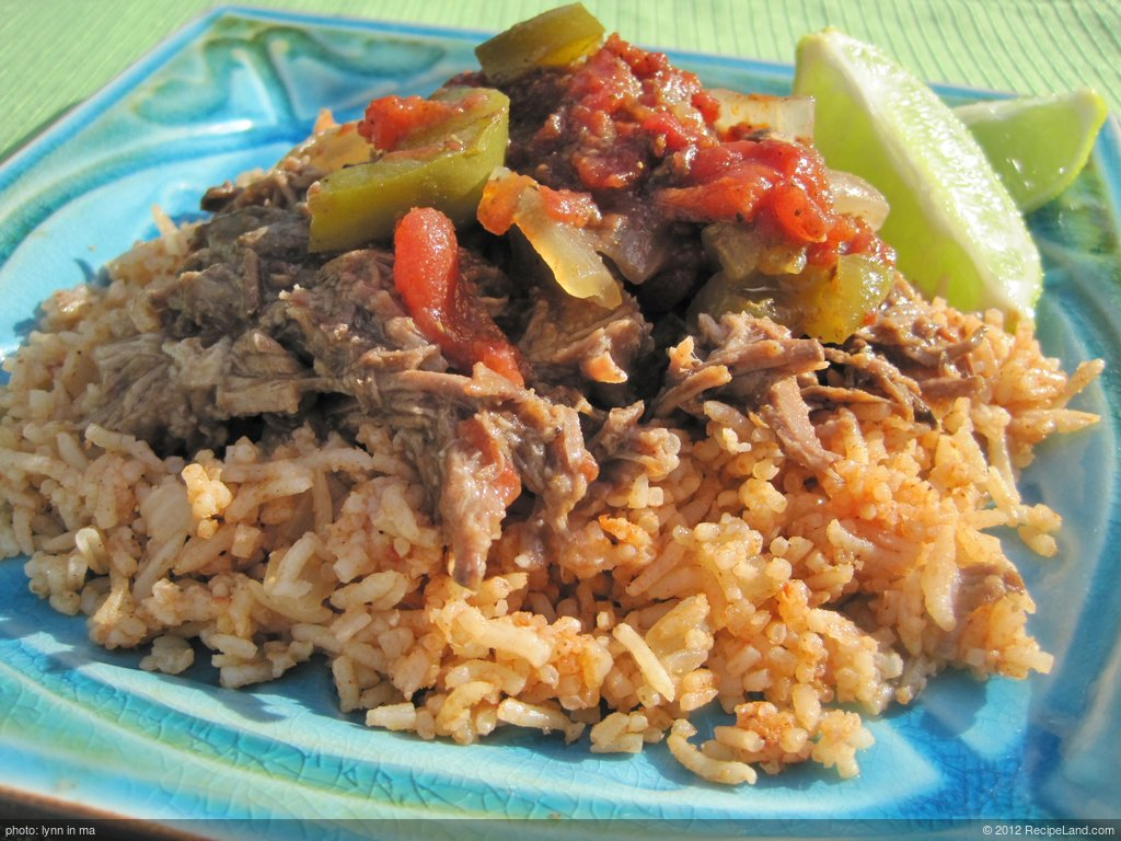 Spanish Pot Roast