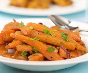 Carrots-Spicy and Sour
