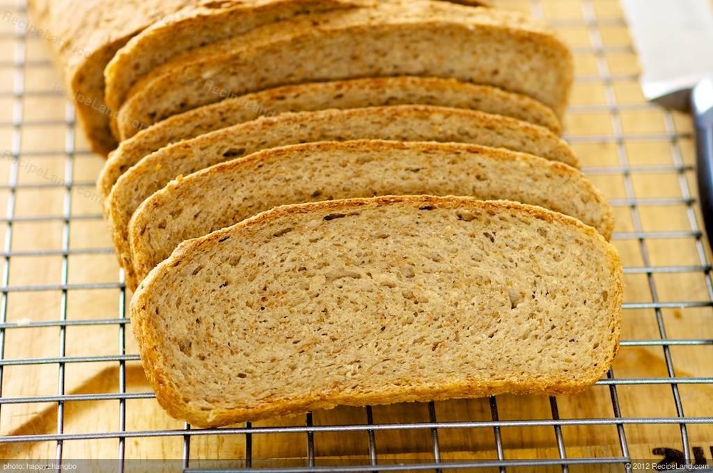 buckwheat flour bread machine recipe