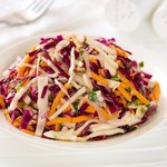 Quick and Easy Sweet and Sour Slaw