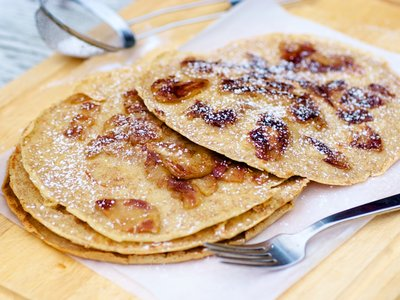 Apple Pancakes (German)