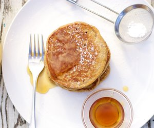 Good Morning Pumpkin Pancakes