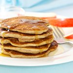 Buttermilk Apple Pancakes
