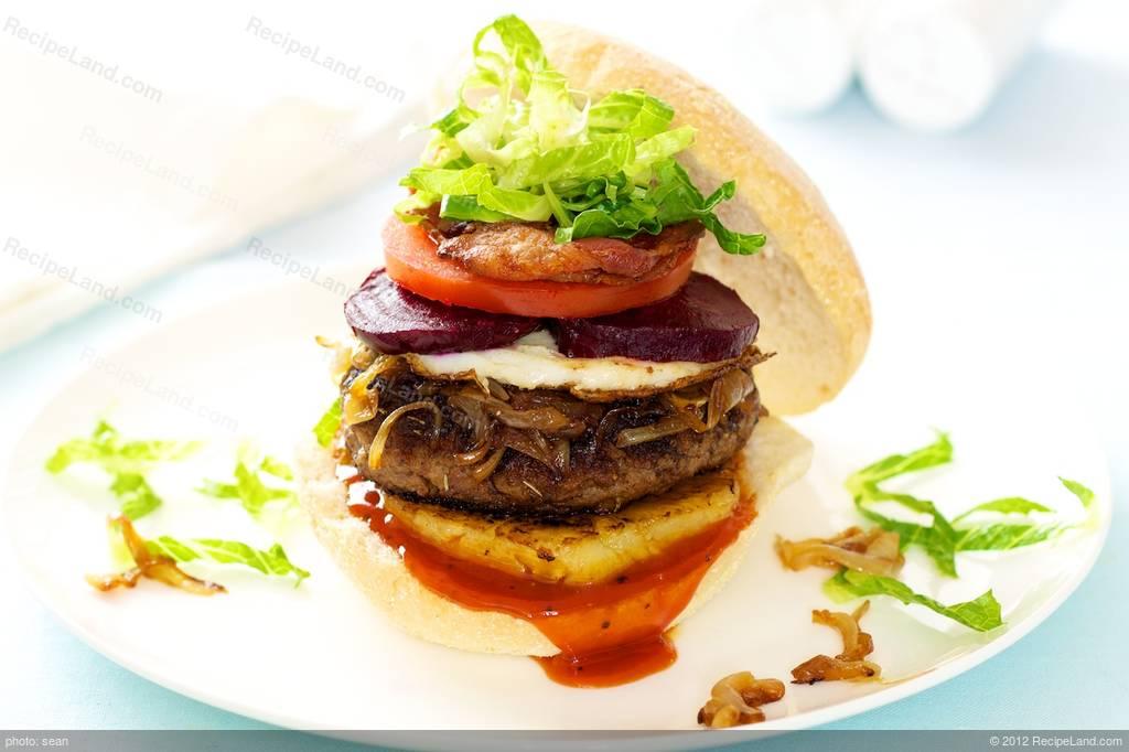 how to cook a good hamburger