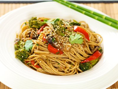 Chinese Noodle Stir-Fry