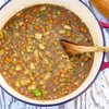 Spiced Lentil Soup