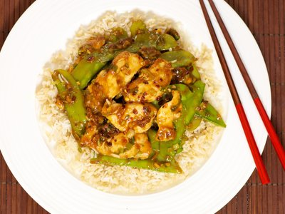 Chinese: Orange Chicken