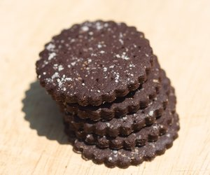 Crispy Chocolate Wafers