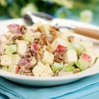 Apple  Celery and Walnut Salad