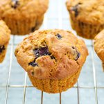 Amazing Blueberry Lemon Muffins