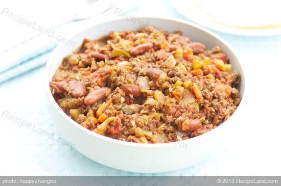 Easy Chili Con Carne recipe | RecipeLand.com