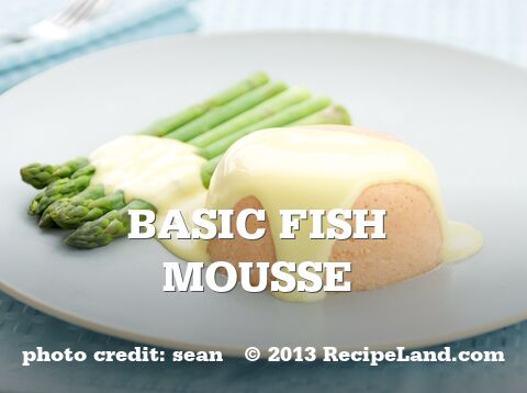 Basic Fish Mousse