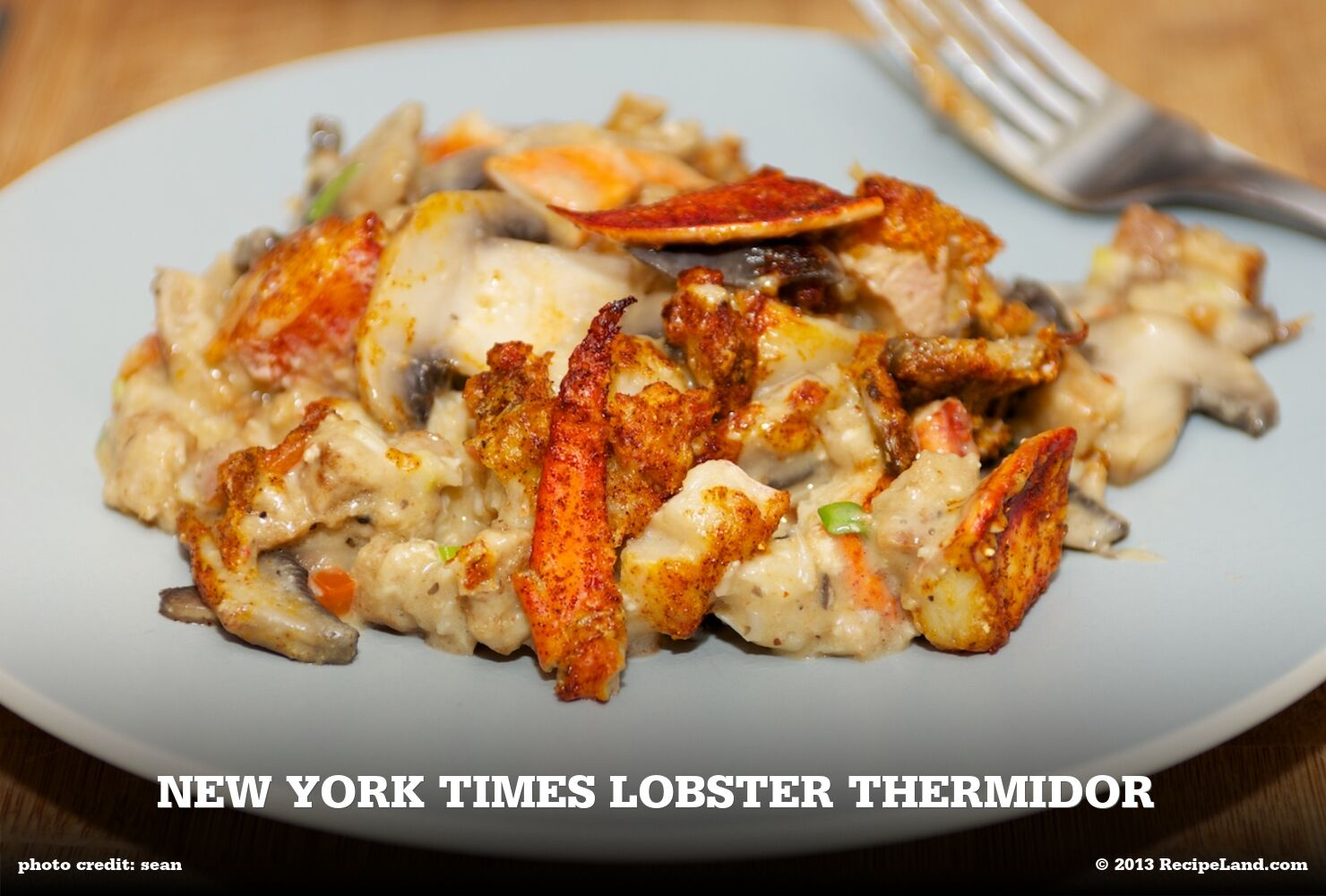 New York Times Lobster Thermidor