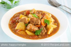 Cozy Crockpot Beef Stew