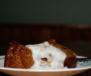 Ginger-Pear Cake