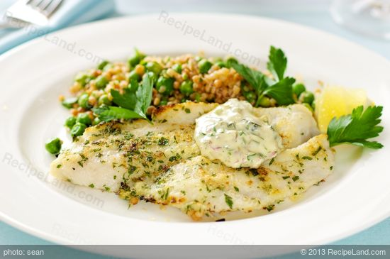 Lemon baked dover sole recipe for Sole fish fillet