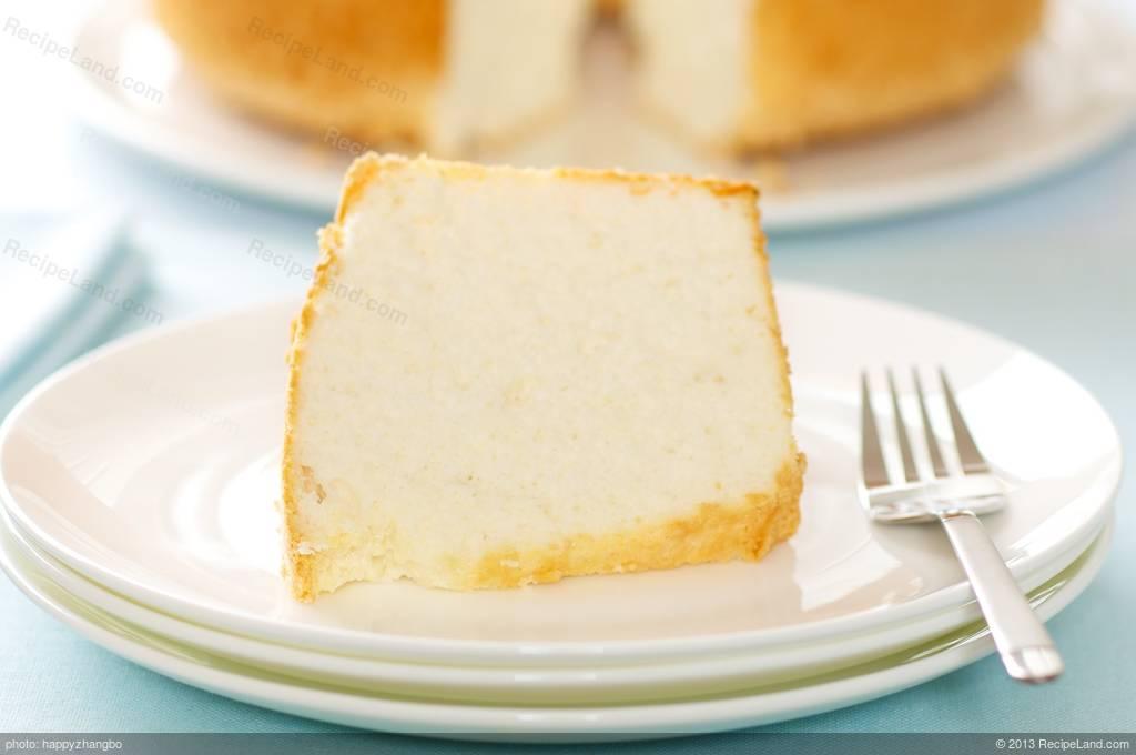 A1 Angel Food Cake Recipe Recipeland Com