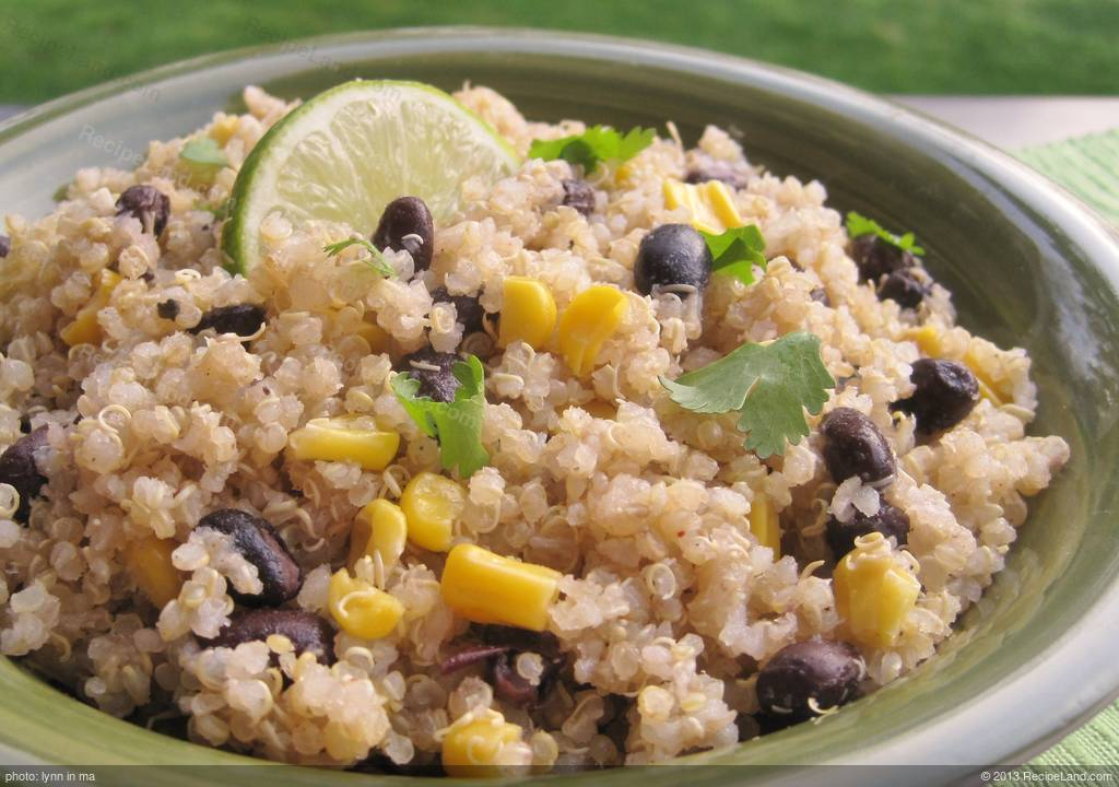 how to cook basic quinoa