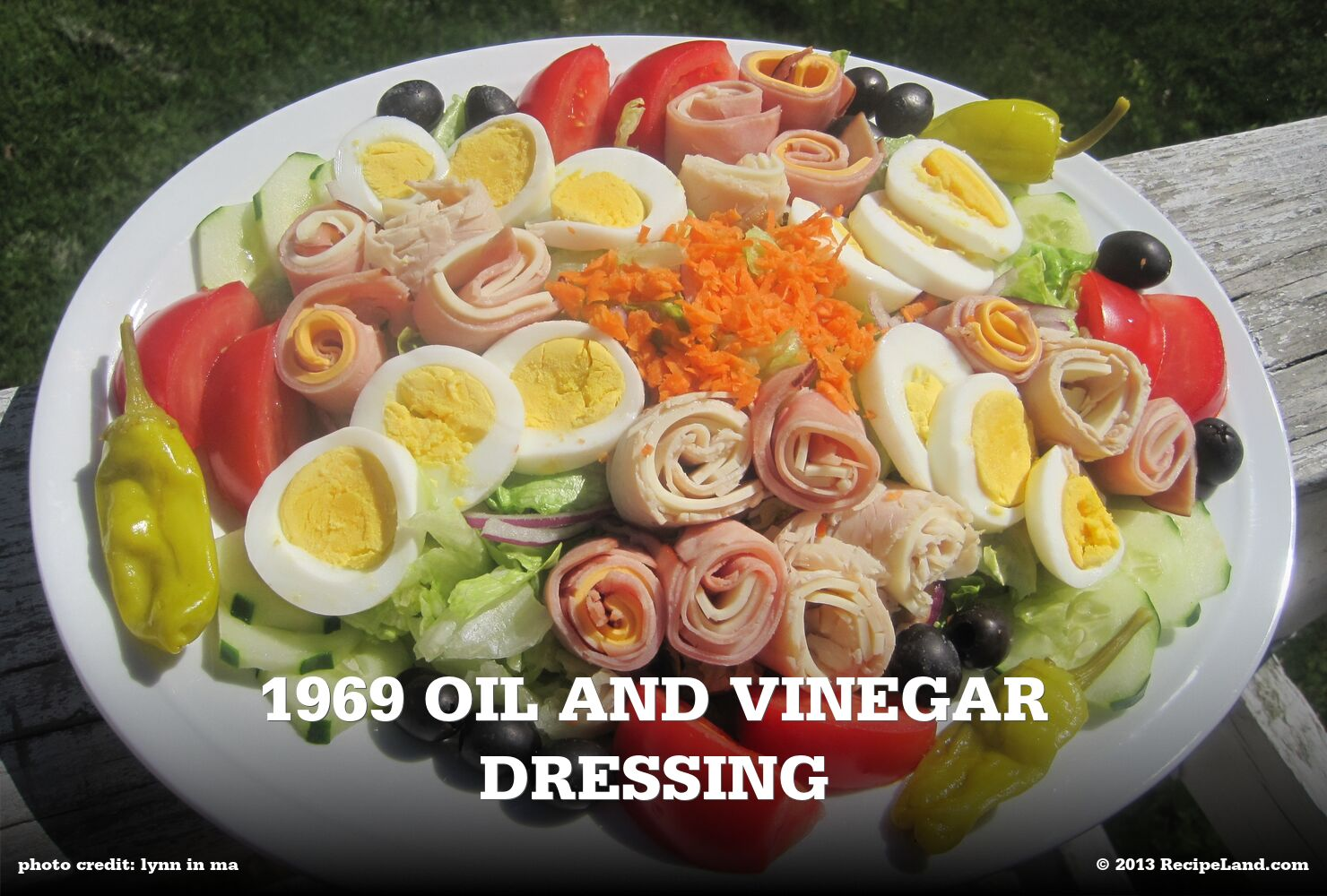 1969 Oil and Vinegar Dressing