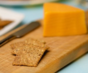 Whole Grain 5 Seed Crackers