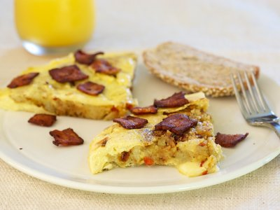 Hashed Brown Omelet