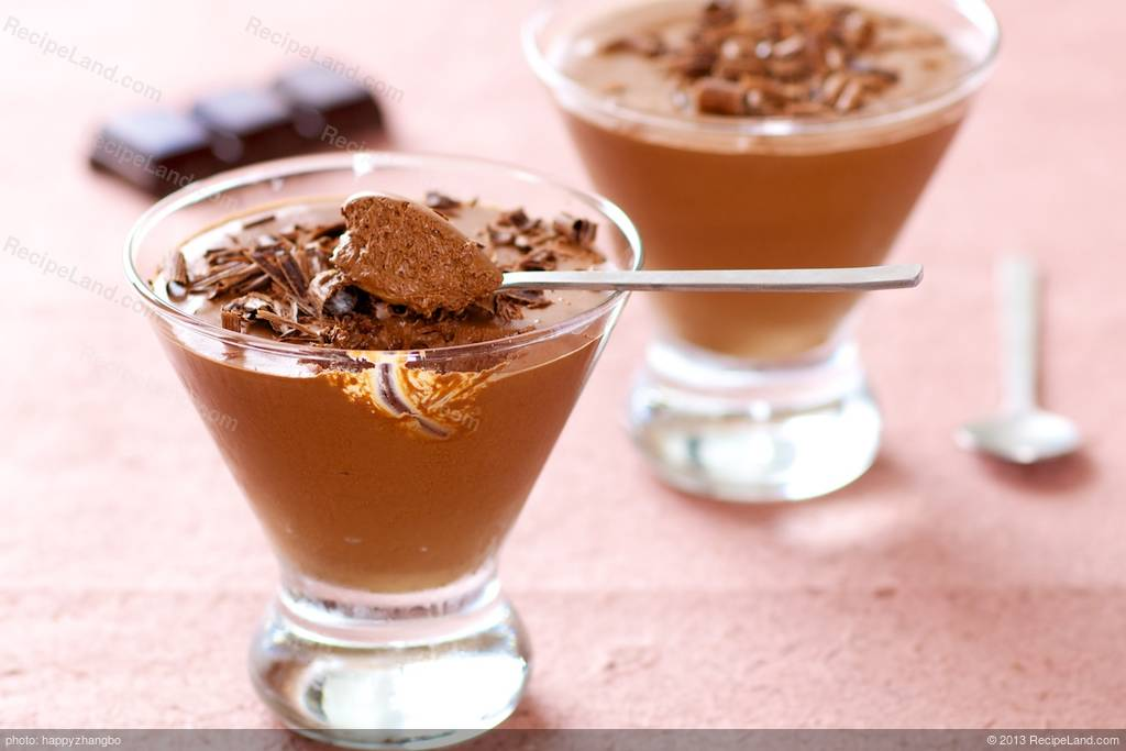 Ultimate Dark Chocolate Mousse Recipe