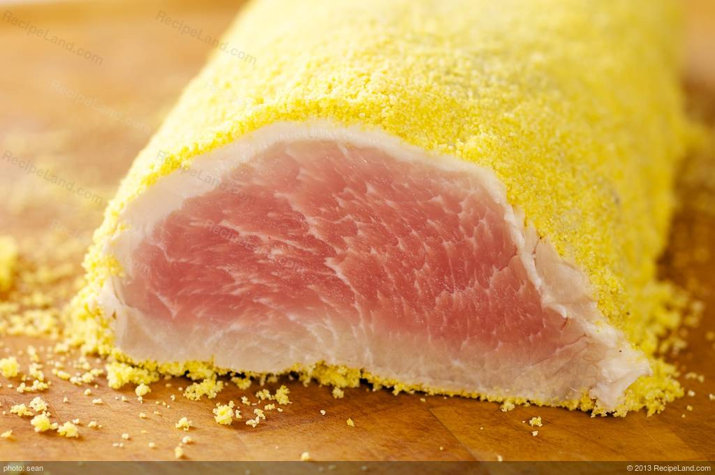 how to cook a whole peameal bacon