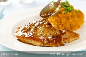 Amazing Asian Glazed Pork Chops
