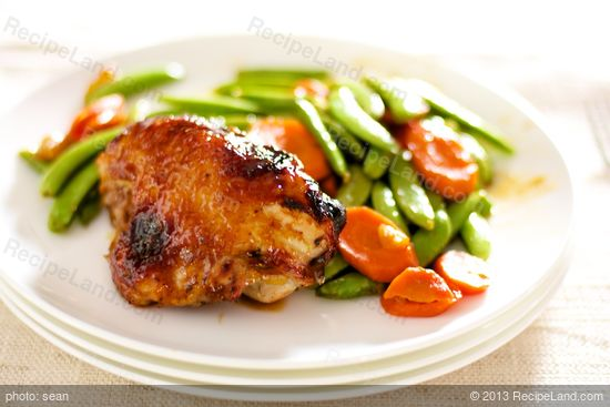 The chicken breasts come out juicy, tender and tasty. Sweet, sour and ...