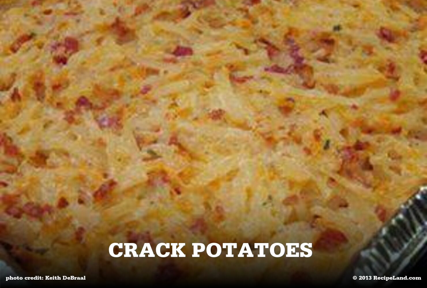 Crack Potatoes