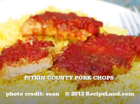 Pitkin County Pork Chops