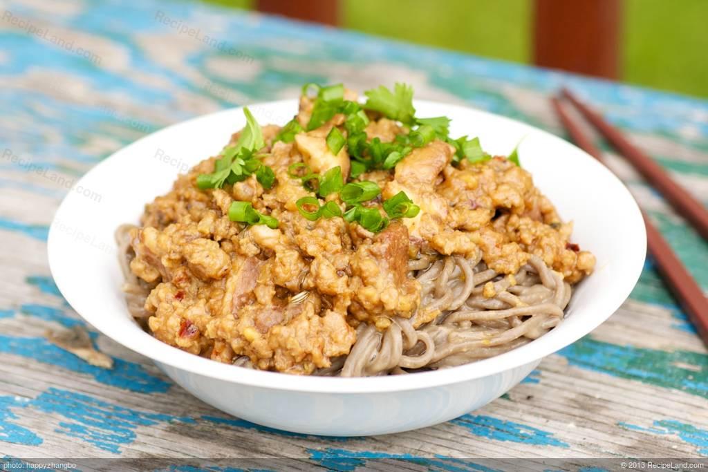 how to make szechuan noodles