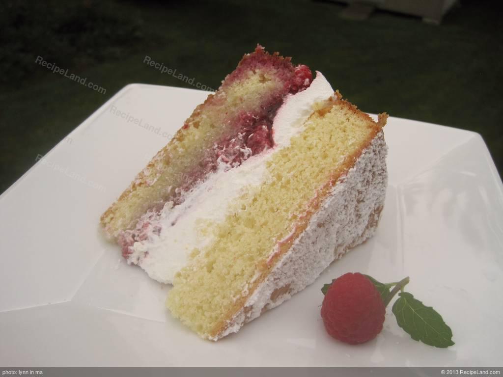 Victoria Sponge Cake Recipe Recipeland Com