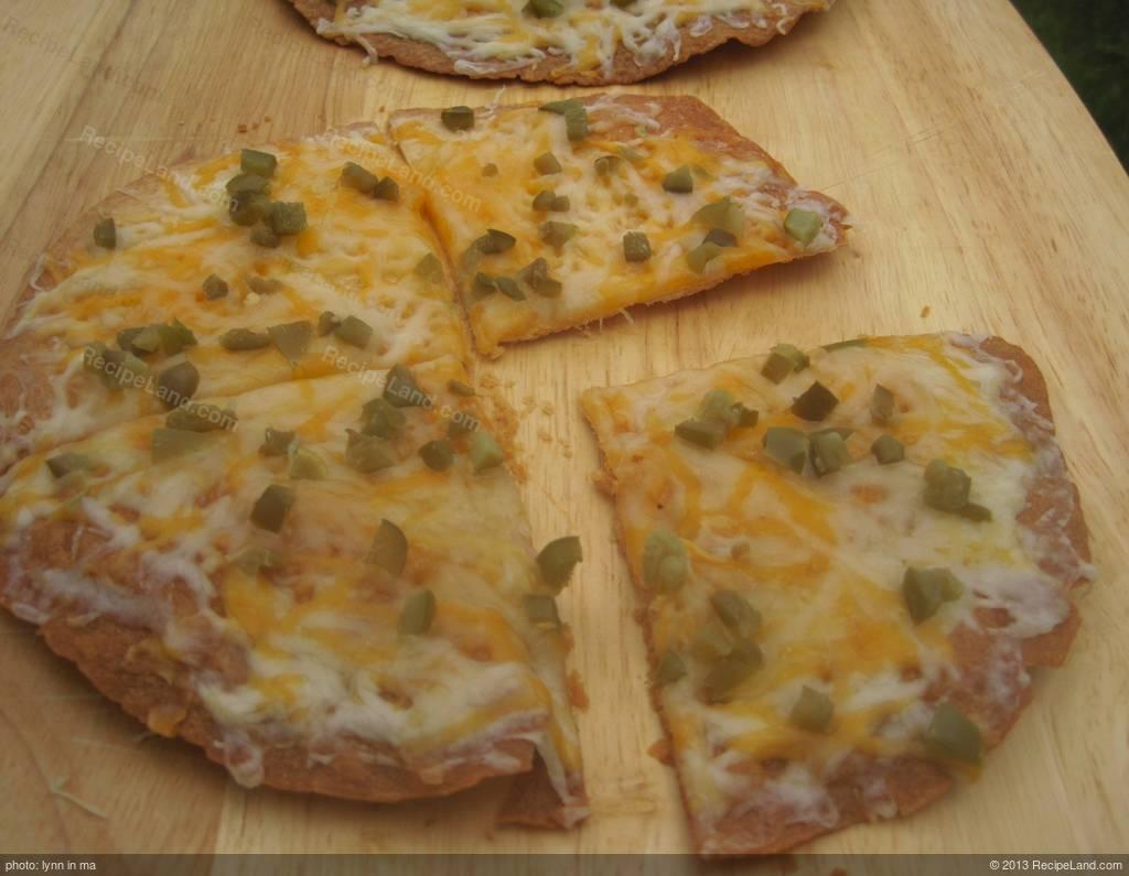 Classic Cheese Crisp Recipe   RecipeLand.com